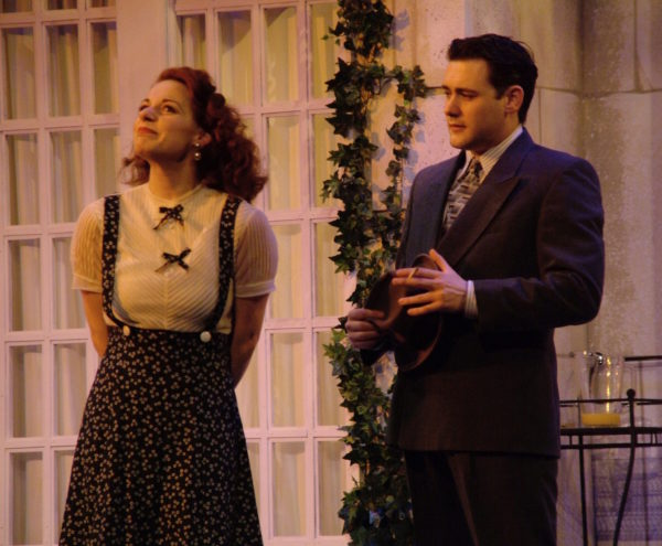 The Philadelphia Story. Angela Ingersoll, Michael Ingersoll. Playhouse on the Square.