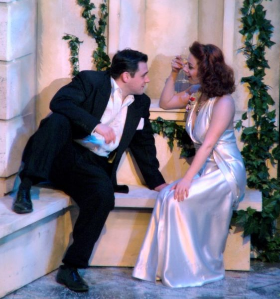 The Philadelphia Story. Michael Ingersoll, Angela Ingersoll. Playhouse on the Square.