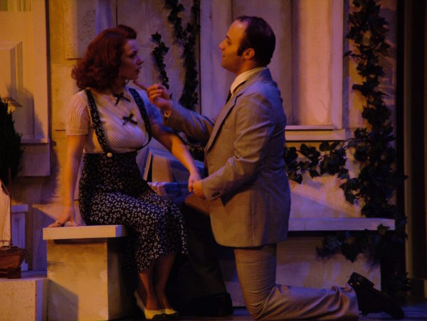 The Philadelphia Story. Angela Ingersoll, Jason Cooper. Playhouse on the Square.
