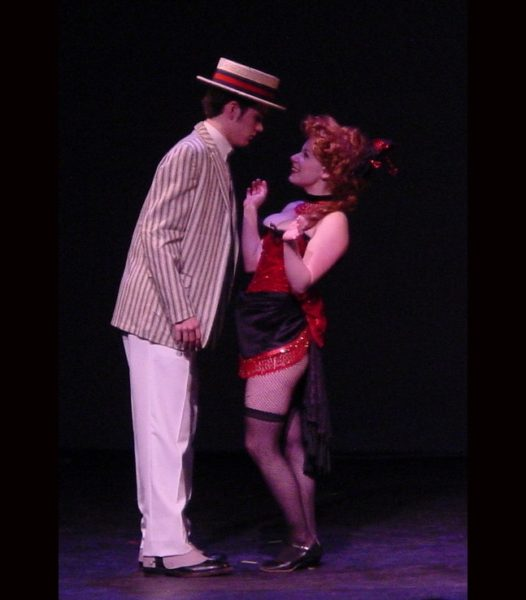 Ragtime. Jordan  Nichols, Angela Ingersoll. Playhouse on the Square.