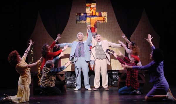 Bat Boy: The Musical. Ensemble. Playhouse on the Square.