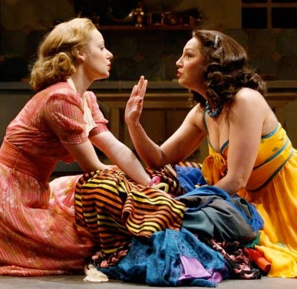 The Comedy of Errors. Angela Ingersoll, Kymberly Mellen. Chicago Shakespeare Theater.
