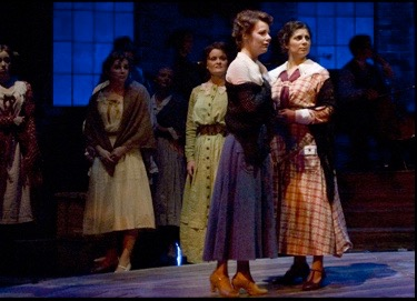Carousel. Angela Ingersoll, Courtney Rioux. Madison Rep.