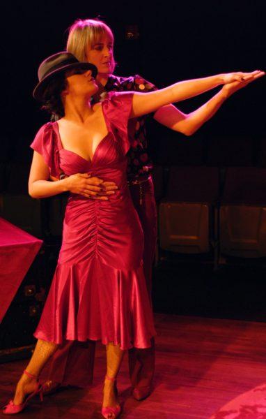 The Mistress Cycle. Angela Ingersoll, Charissa Armon. Apple Tree/Auditorium Theatre.