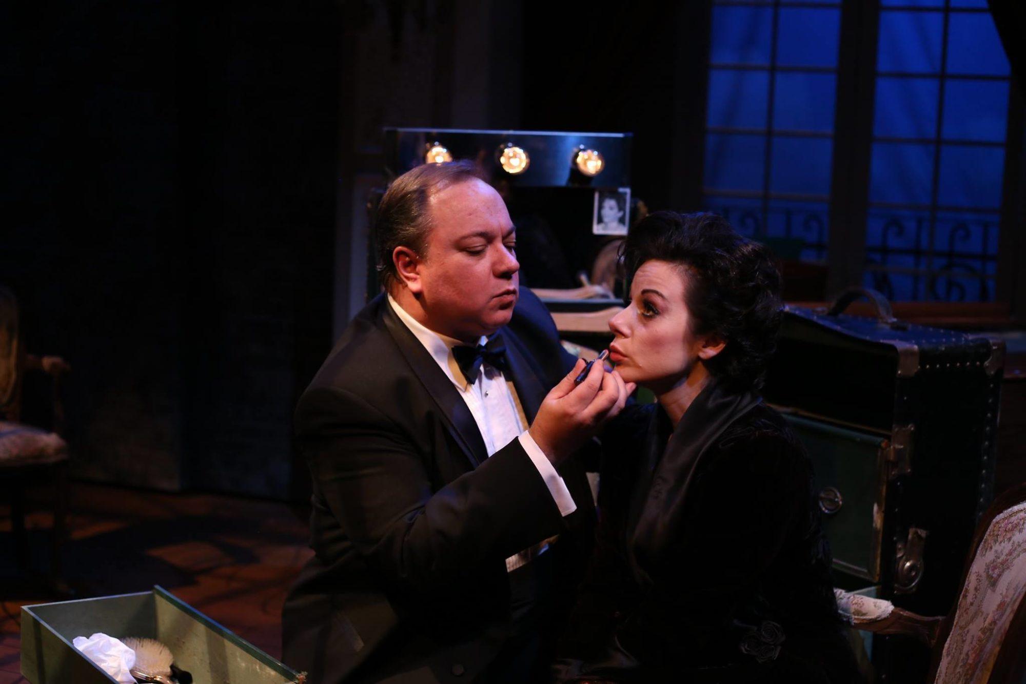 End of the Rainbow. Jon Steinhagen, Angela Ingersoll. Porchlight Music Theatre.