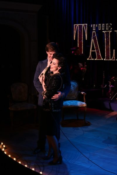 End of the Rainbow. Kyle Hatley, Angela Ingersoll. Porchlight Music Theatre.