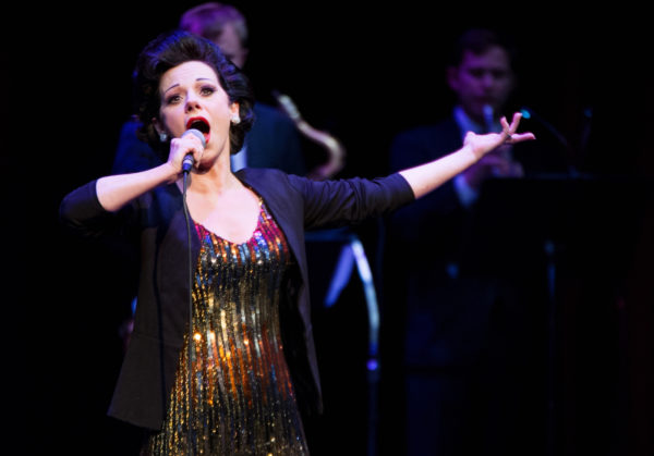 Come Rain Or Come Shine: Angela Ingersoll sings Judy Garland. Artists Lounge Live. Amy Boyle Photography.