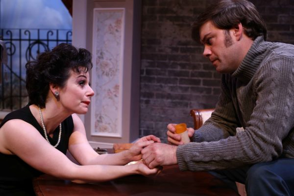 End of the Rainbow. Angela Ingersoll, Kyle Hatley. Porchlight Music Theatre.