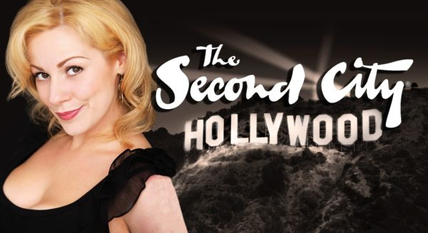 Second City Hollywood. Angela Ingersoll.