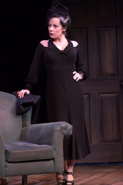The 39 Steps. Angela Ingersoll. Drury Lane Theatre.