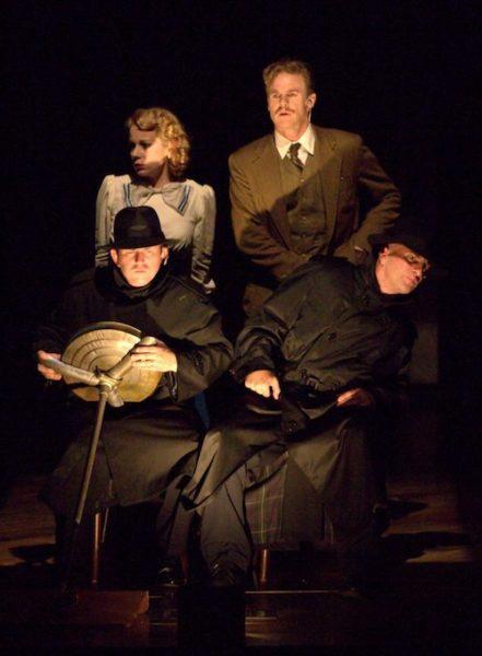 Jeff Dumas, Paul Kalina, Peter Simon Hilton, Angela Ingersoll. Drury Lane Theatre