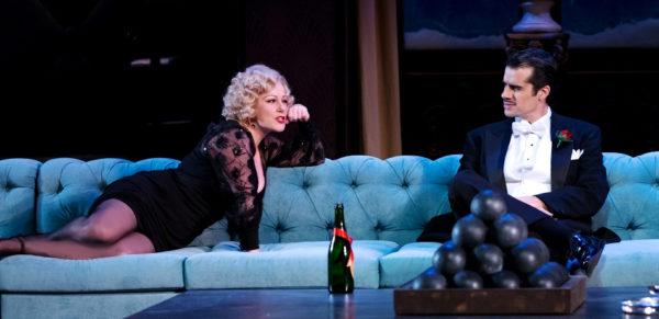 Angela Ingersoll, Rod Thomas. Drury Lane Theatre.