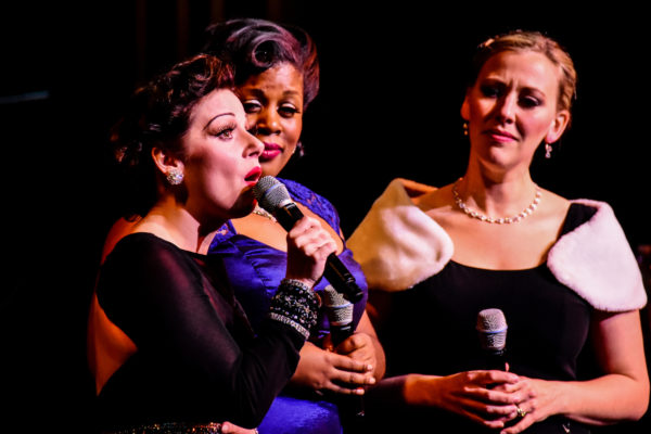 I Gotta Right to Sing the Blues: A Salute to Ella, Judy, and Patsy. Angela Ingersoll, Karen Marie Richardson, Katie Deal. Artists Lounge Live.