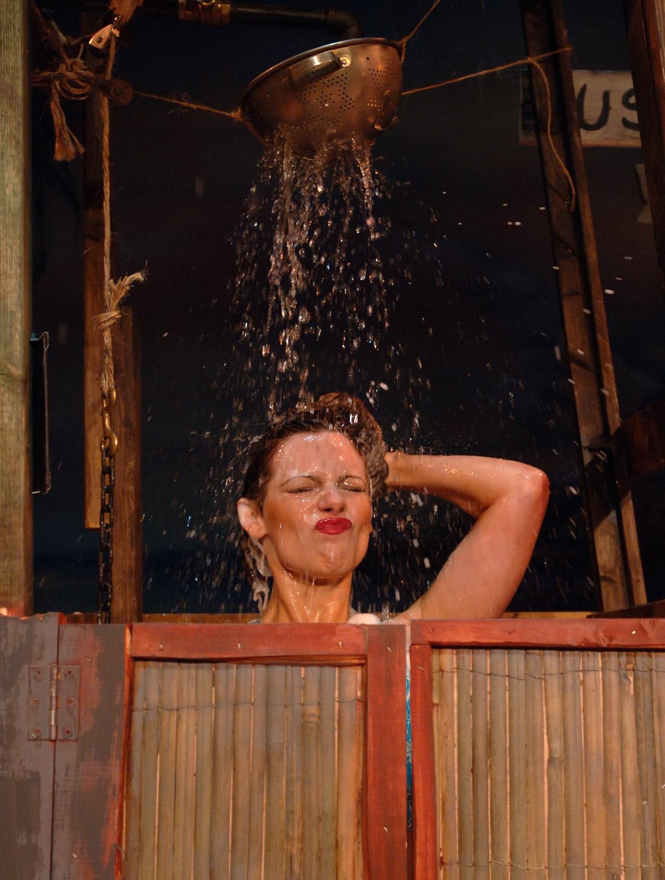South Pacific. Angela Ingersoll. Light Opera Works.