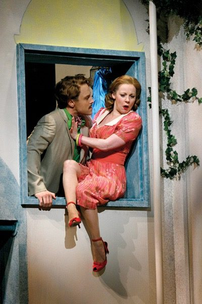 The Comedy of Errors. Timothy Edward Kane, Angela Ingersoll. Chicago Shakespeare Theater.