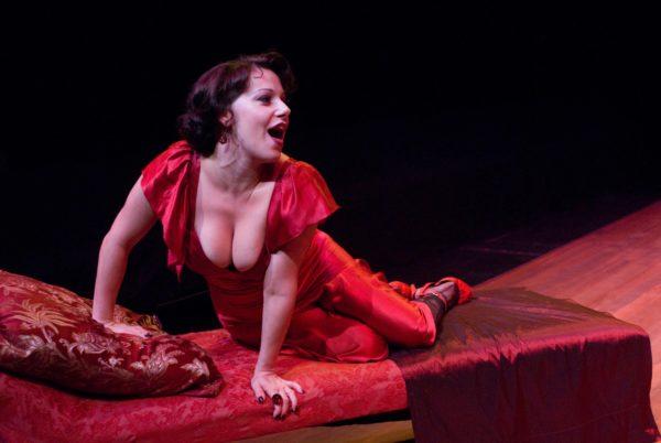 The Mistress Cycle. Angela Ingersoll. Apple Tree/Auditorium Theatre.