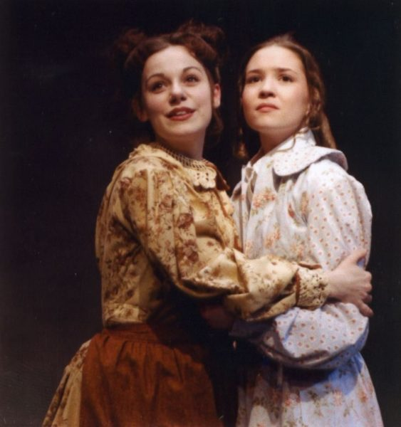 The Secret Garden. Angela Ingersoll, Mallory Baysek. Porchlight Music Theatre.