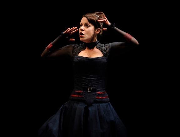 Richard III. Angela Ingersoll. Chicago Shakespeare Theater.