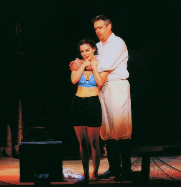 South Pacific. Angela Ingersoll, Larry Adams. Light Opera Works.