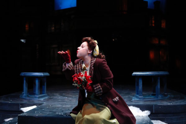 The Merry Wives of Windsor. Angela Ingersoll. Chicago Shakespeare Theater.