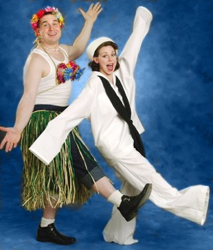 South Pacific. Karl Hamilton, Angela Ingersoll. Light Opera Works.