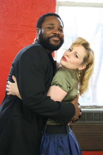 Second City Hollywood. Malcolm-Jamal Warner, Angela Ingersoll. Los Angeles.