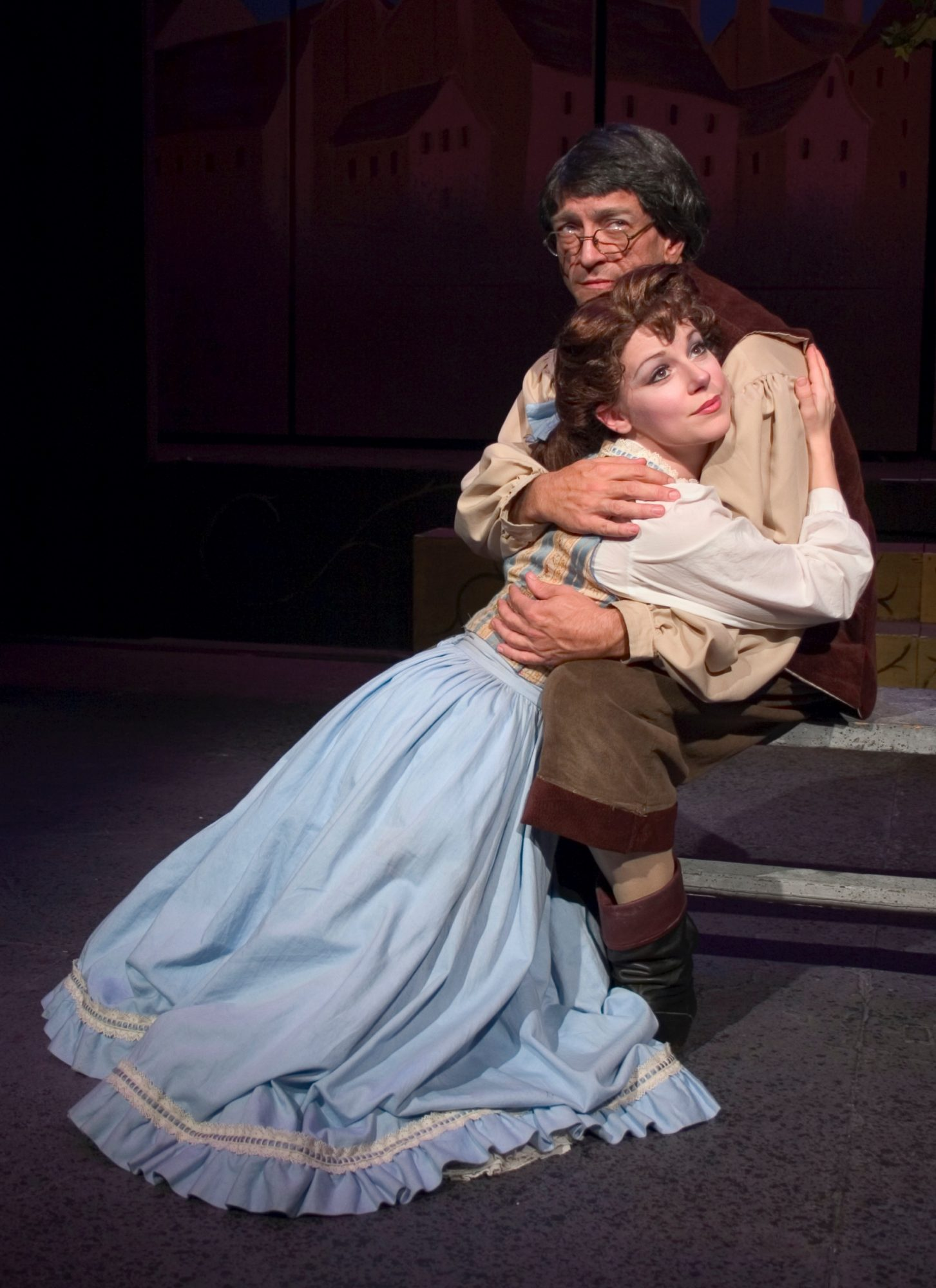 Disney's Beauty and the Beast. Angela Ingersoll. Playhouse on the Square.