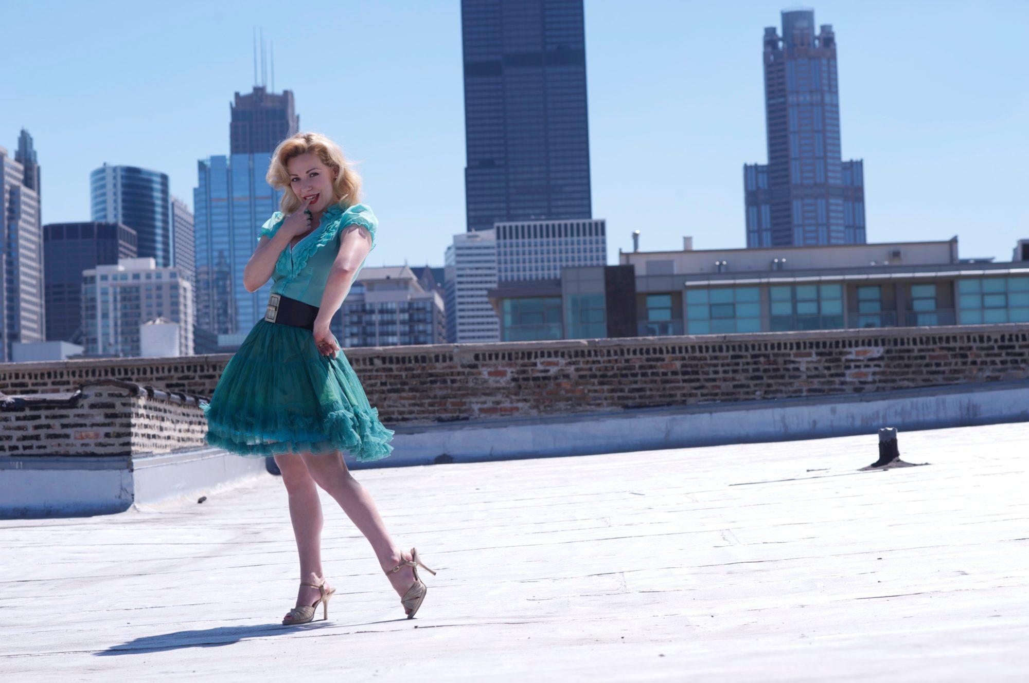 Angela Ingersoll. Chicago. Brandon Dahlquist Photography.