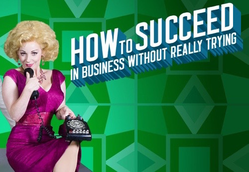 How to Succeed in Business Without Really Trying. Angela Ingersoll. Marriott Theatre.