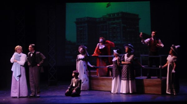 Ragtime. Carla McDonald, David Foster, Angela Ingersoll, Michael Ingersoll. Playhouse on the Square.