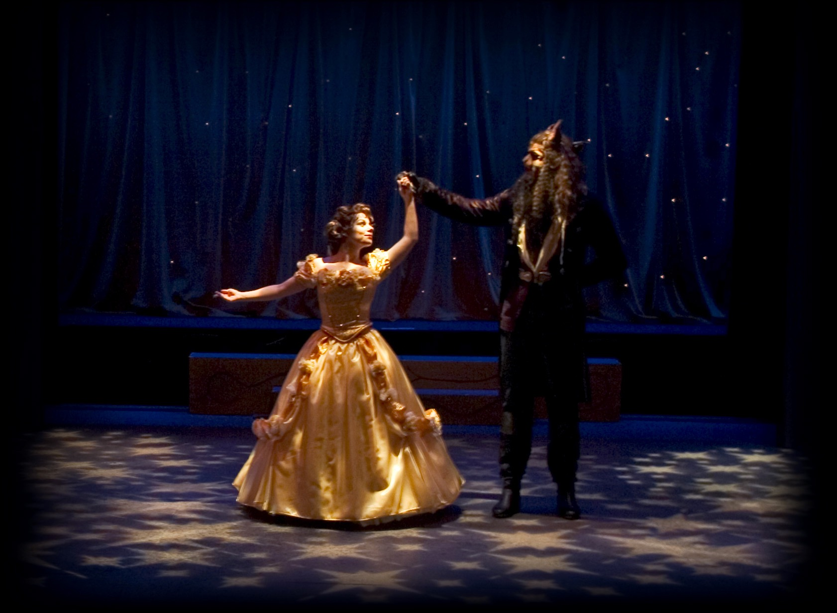 Disney's Beauty and the Beast. Angela Ingersoll, Jim Sorensen. Playhouse on the Square.