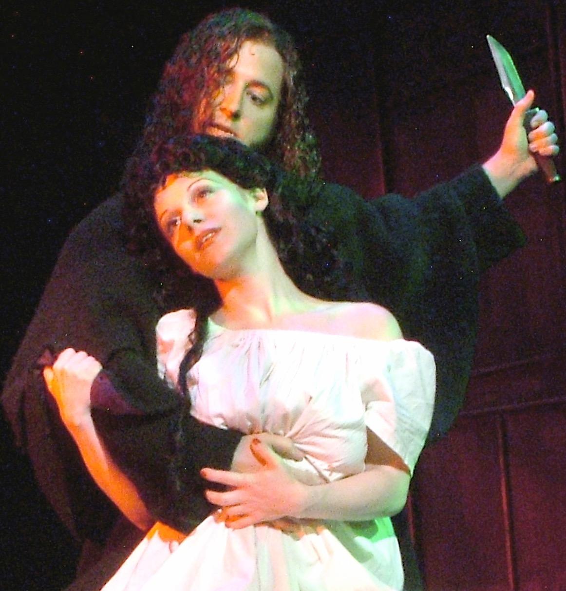 Jekyll & Hyde. Angela Ingersoll, Jason Watson. Playhouse on the Square.
