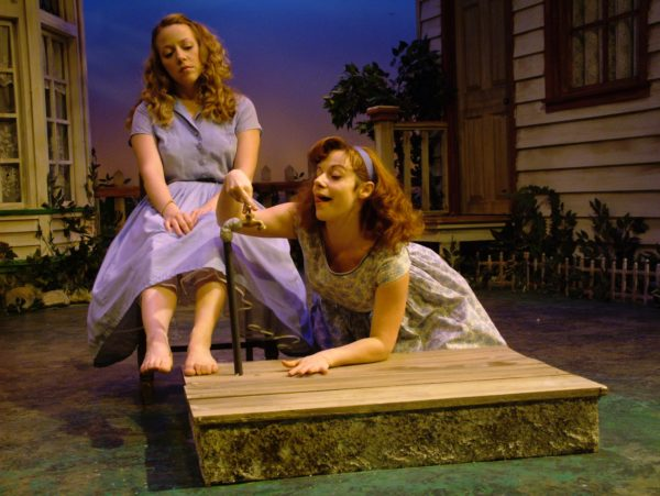 Picnic. Meg Geer, Angela Ingersoll. Playhouse on the Square.