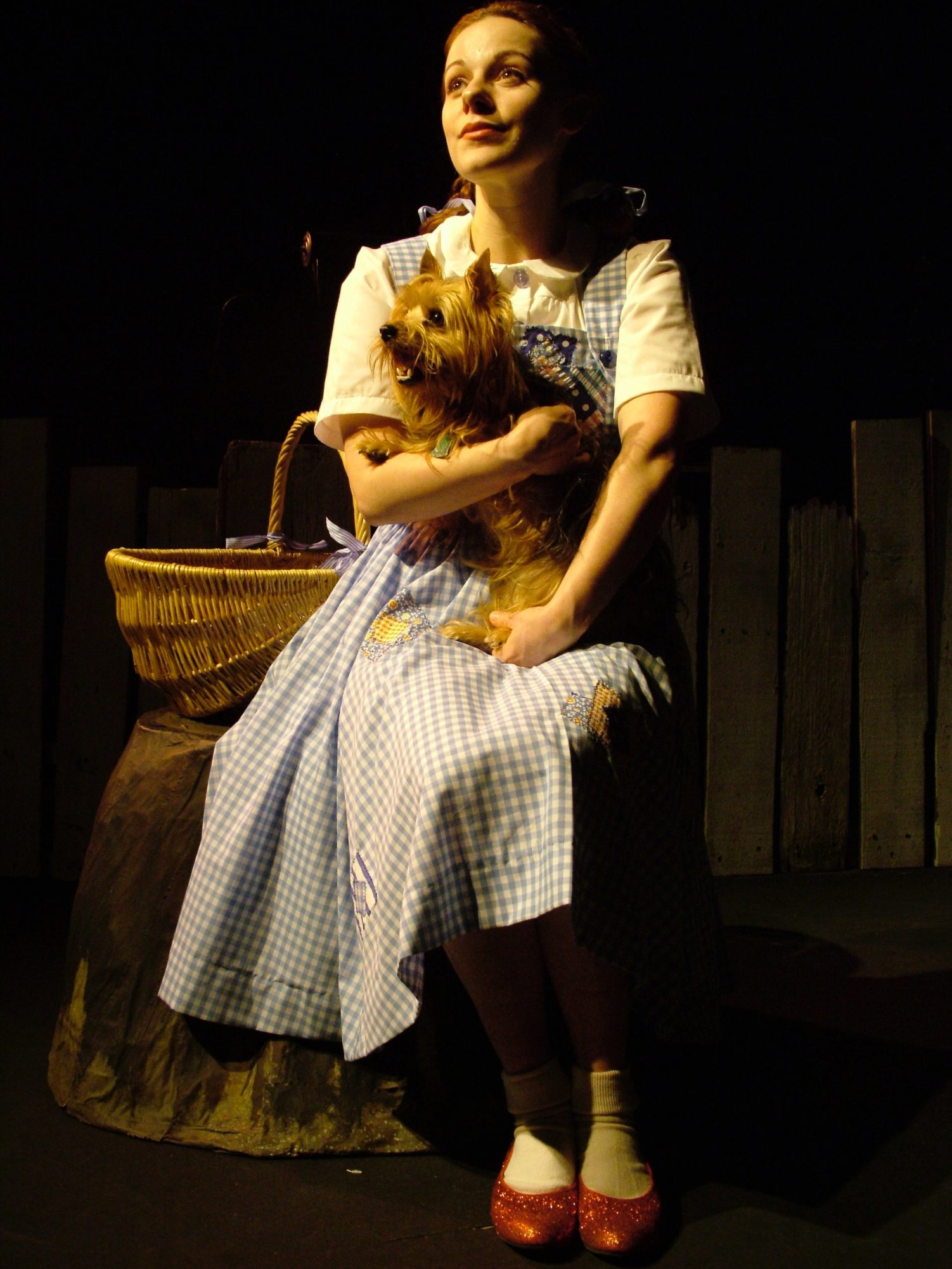 The Wizard of Oz. Angela Ingersoll, Nala. Playhouse on the Square.