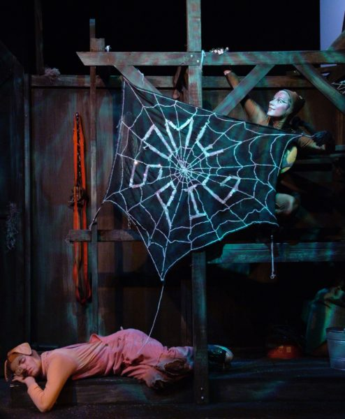 Charlotte's Web. Evan Linder, Angela Ingersoll. The Circuit Playhouse.