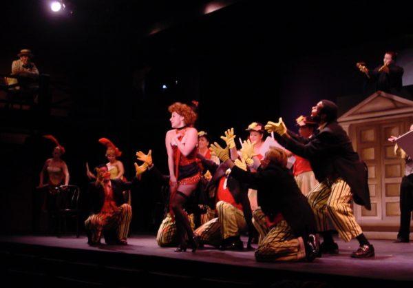 Ragtime. Jordan  Nichols, Angela Ingersoll. Playhouse on the Square.