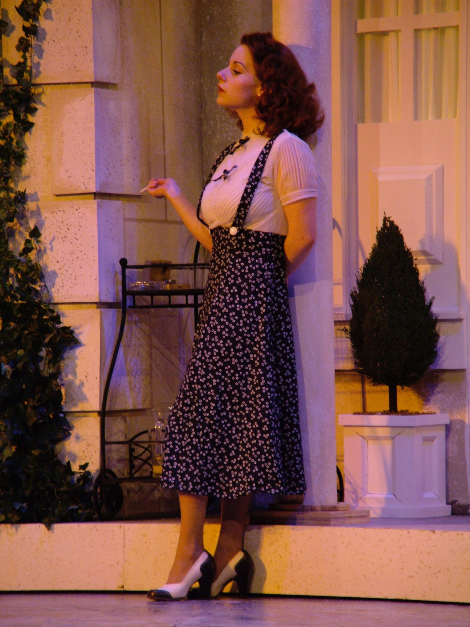 The Philadelphia Story. Angela Ingersoll. Playhouse on the Square.