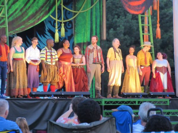 Chicago Shakespeare in the Parks. Sean Parris, Bri Sudia, Kyle Curry, Ronald Connor, Jasmine Bracey, Angela Ingersoll, Steve O'Connell, Patrick Clear, Emma Ladji, Colin Morgan, Lillian Castillo.