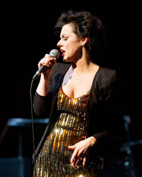 Come Rain Or Come Shine: Angela Ingersoll sings Judy Garland. Artists Lounge Live. Amy Boyle Photography.
