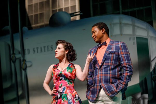 Much Ado About Nothing. Angela Ingersoll, Cameron Knight. Notre Dame Shakespeare.