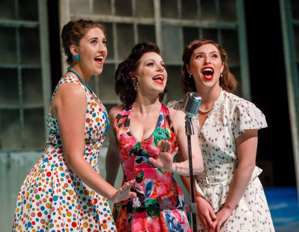 Much Ado About Nothing. Kaitlin Nelson, Angela Ingersoll, Kiah Stern. Notre Dame Shakespeare.