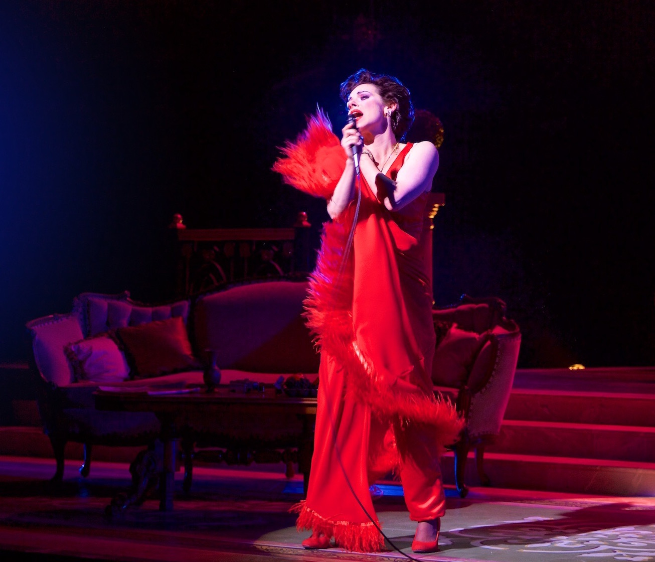 End of the Rainbow (the Judy Garland Story) at La Mirada Theater, October 2017, McCoy Rigby Productions